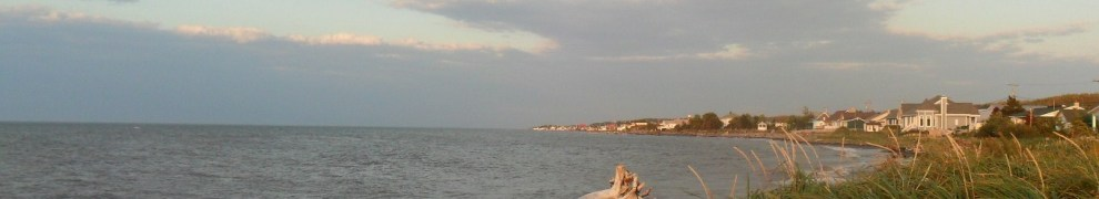 Gaspesie - plage